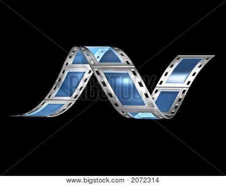 Filmstreifen Spirale  V2