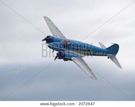 Avro Nineteen Anson 1946