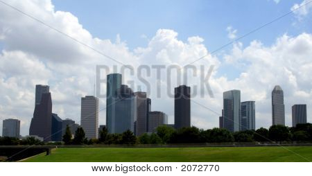 Skyline von Houston Texas