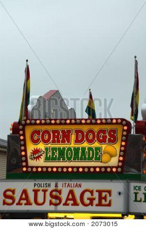 Corn Dogs And Lemonade