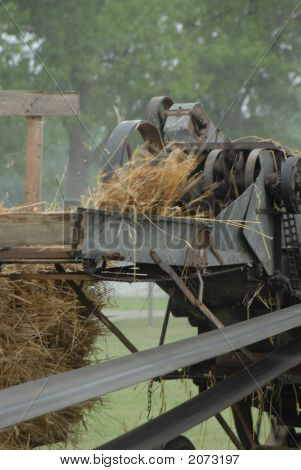 Threshing 06