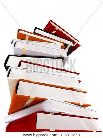 libros en blanco