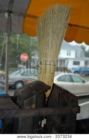 Broom Making 1