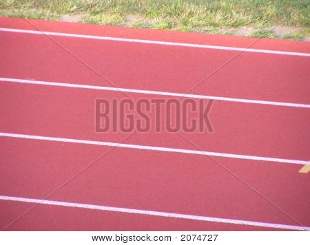 Track Surface Cork
