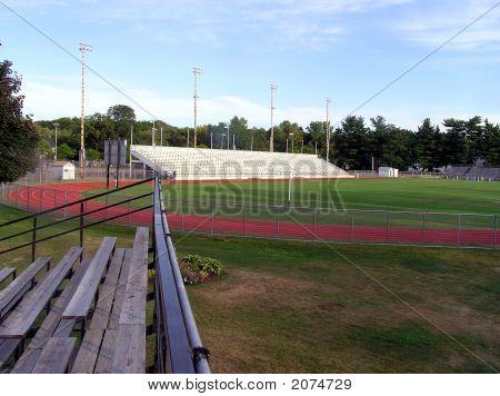 Athletic Field Bleachers