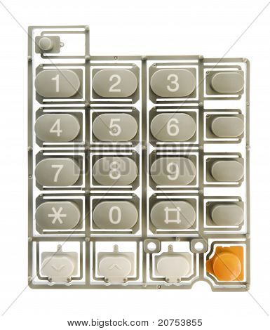 Standart Digital Keypad