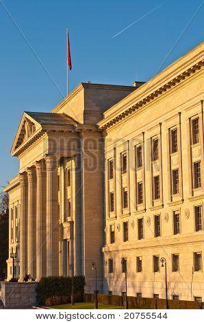 Federal Justice building