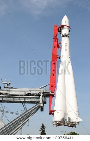 First Spaceship Vostok