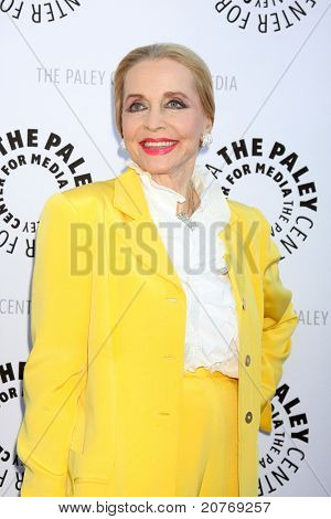 LOS ANGELES - JUN 7:  Anne Jeffreys arrives at the Debbie Reynolds Hollywood Memorabilia Collection Auction & Auction Preview at Paley Center For Media on June 7, 2011 in Beverly Hills, CA