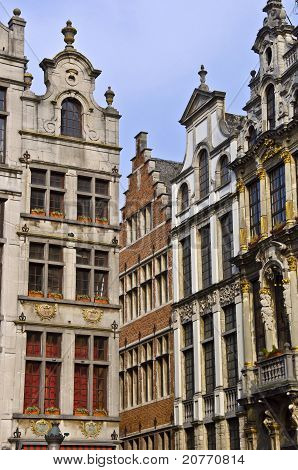 Architecture of Brussels