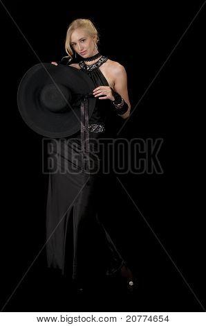 Striptease In Evening Wear Series