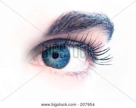 Close-up Of An Eye
