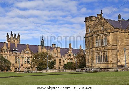 Main campus of the University of Sydney