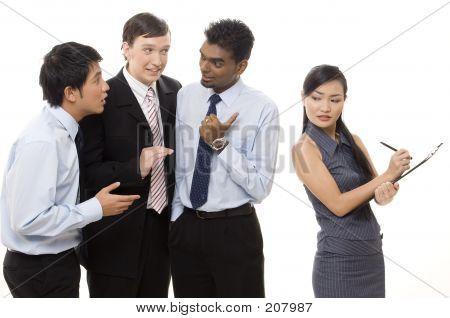 Male Gossips 1