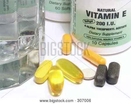 Vitamin-Sortiment