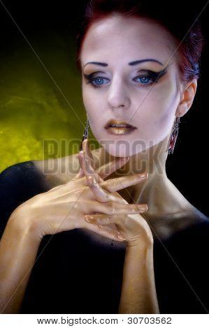 gold girl 2