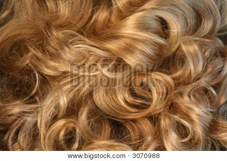 Bonito cabelo loiro