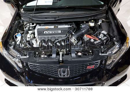 Honda Civic Engine