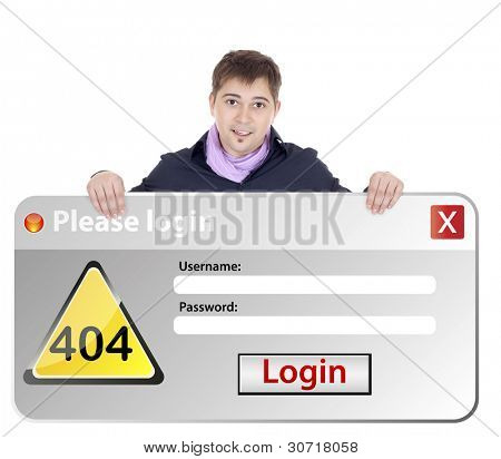 windows error login