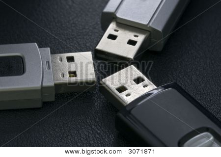 Thumb Drive Meeting