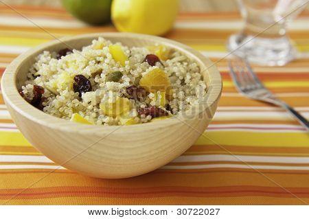 Summer Fresh Quinoa Salad