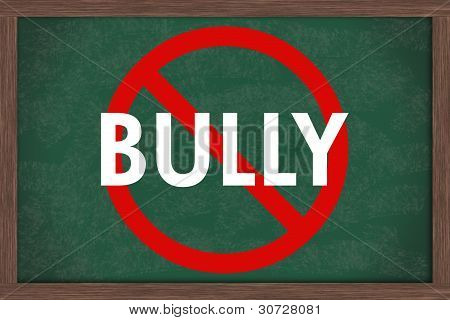 No Bullying At Schools
