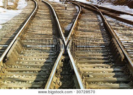Bahnüberquerung