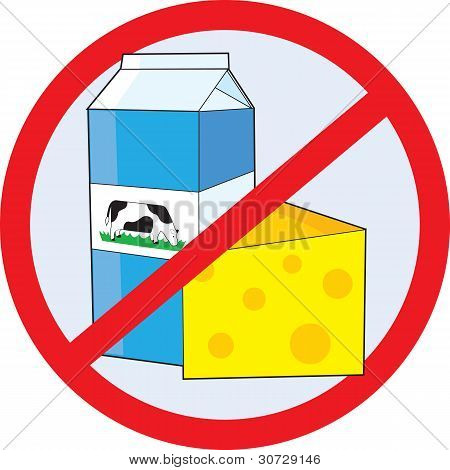 keine Milchprodukte