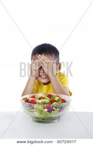 Dislike Salad