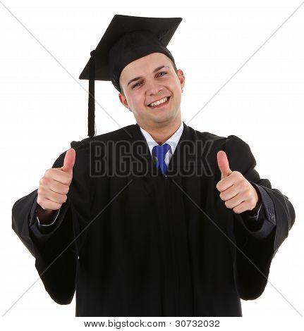 Very Happy Graduate