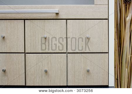 Kitchen Drawer Details