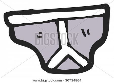 cartoon underpants