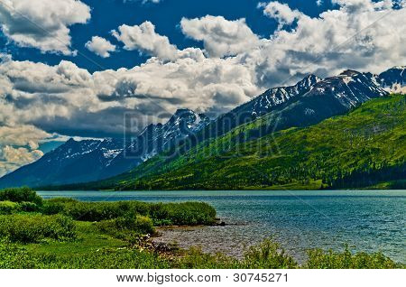 Jackson Lake Landscape