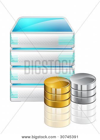 Server And Data