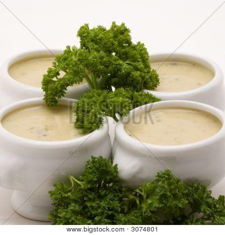 Mini Appetizer Soup Bowls