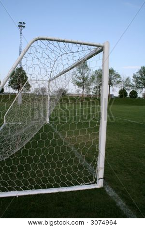 Behind The Goal