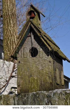 Birdhouse Church