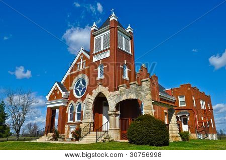 Mt. Vernon Church