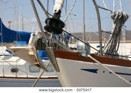 Sailboat Anchor