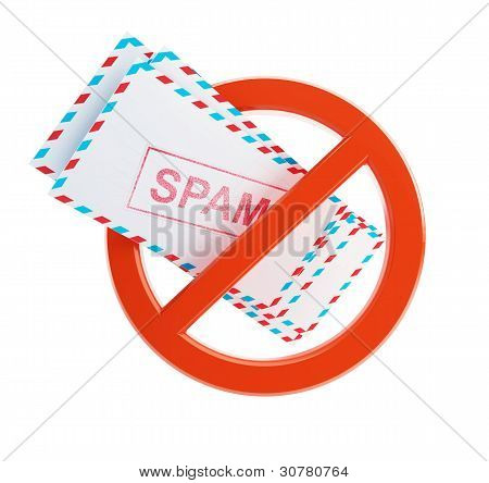 Sign No Spam
