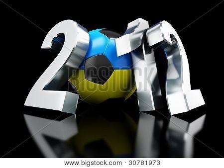 Europa futebol 2012 Ucrânia e Polônia
