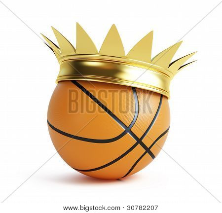 Basketball Gold Grow