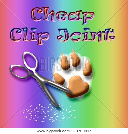 doggie clip joint