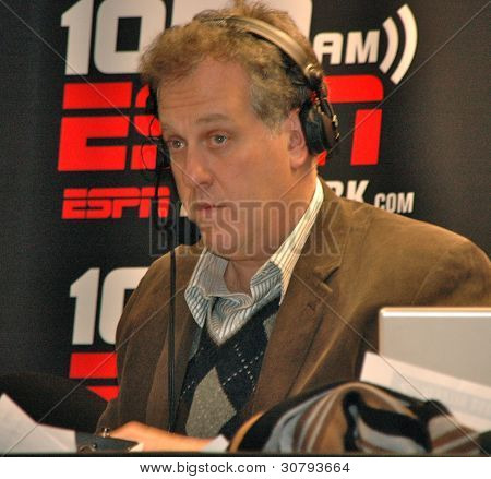 Michael Kay on the Air