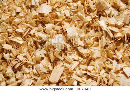 Holz-chips