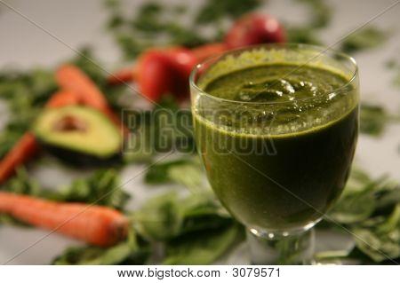 Detox Vegetable Drink