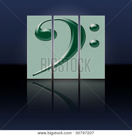 Reflection 3D Bass Cleft