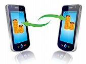 pic of tariff  - money transfer new style smart mobile phone - JPG