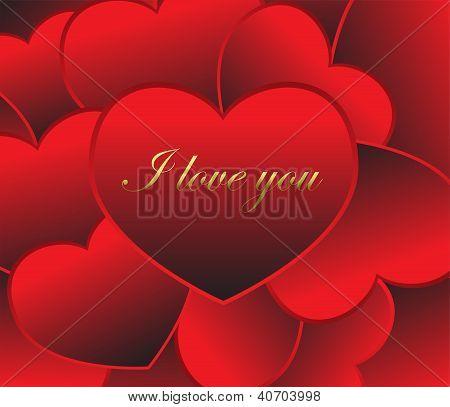 Cartão de presente de dia dos Namorados