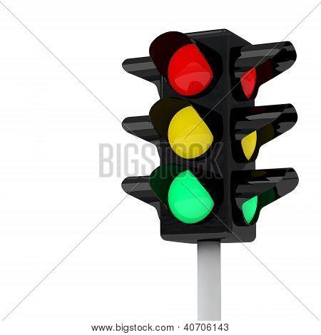 Semáforos, 3d